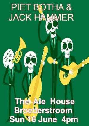 The Ale House, 16 June