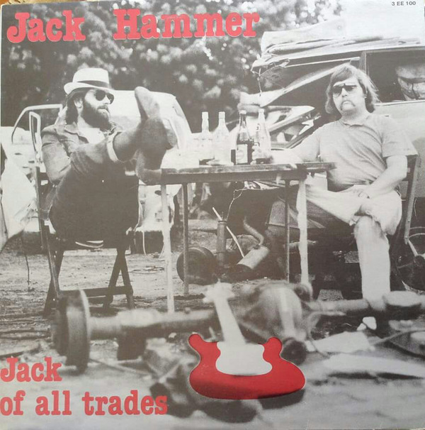 Jack Hammer - Jack Of All Trades