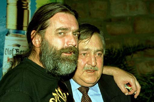 Piet and Pik Botha