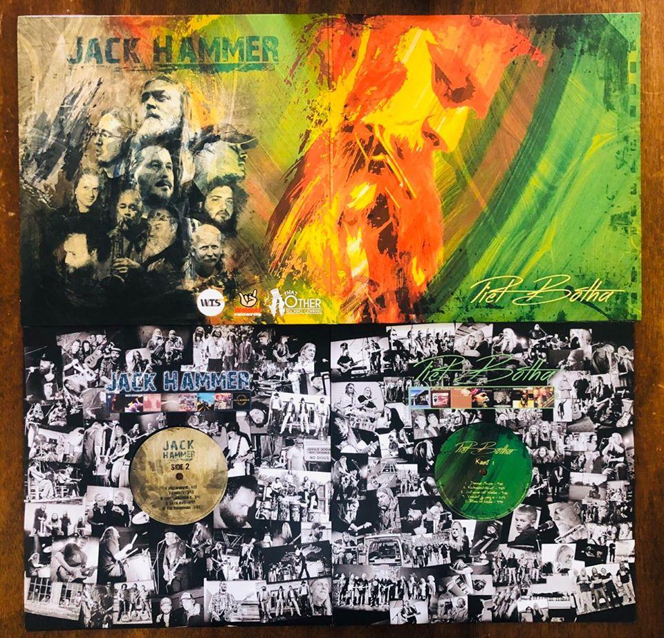 Piet Botha | Jack Hammer
