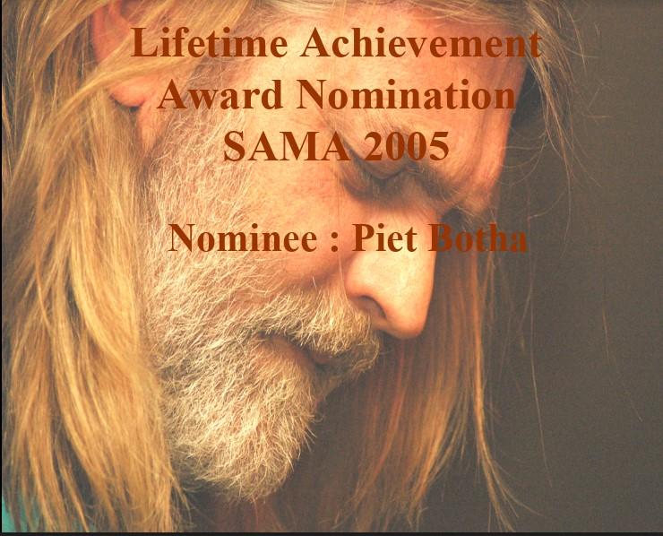 SAMA Nomination