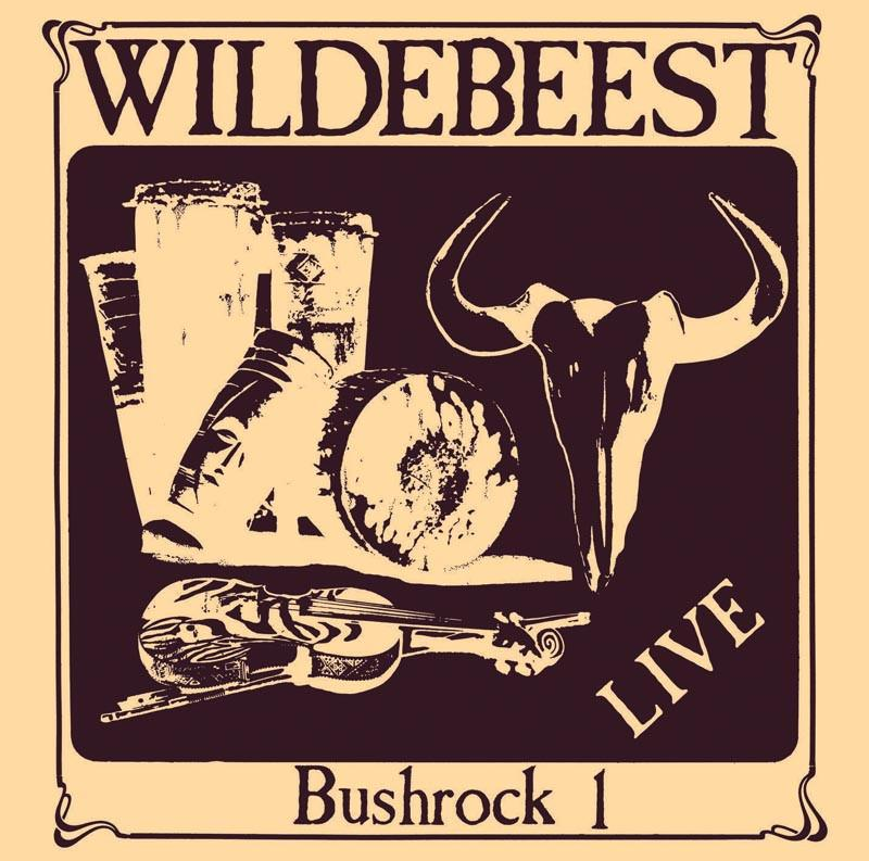 Wildebeest - Bushrock 1