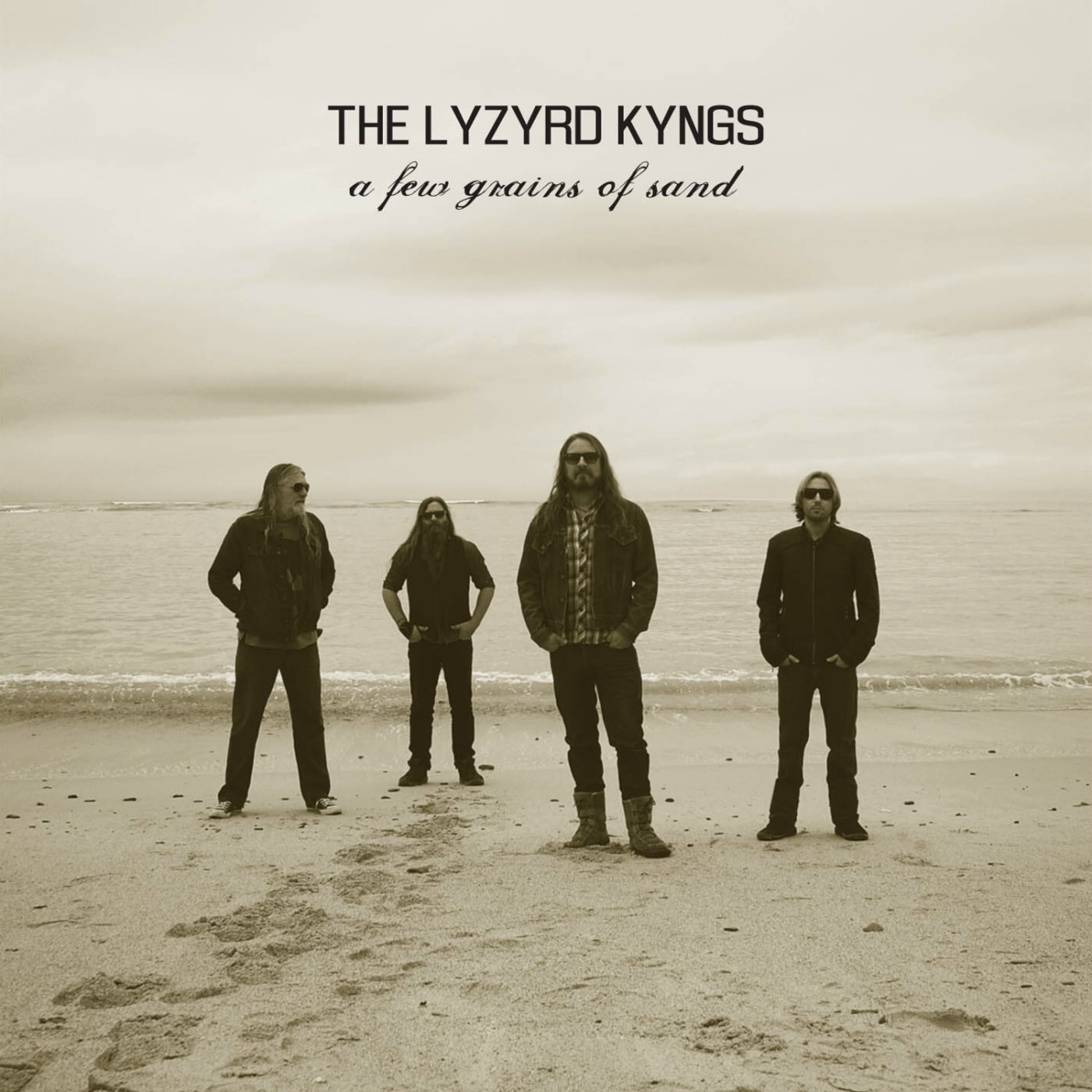 Lyzyrd Kyngs - A Few Grains Of Sand