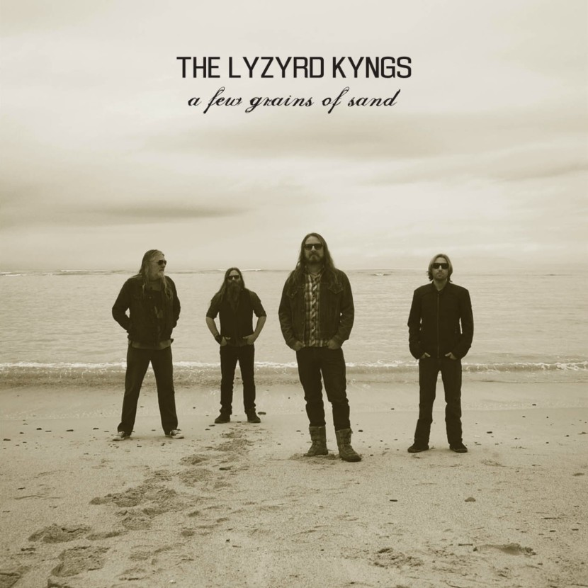 Lyzyrd Kyngs - A Few Grains Of Sand