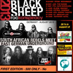 Black Sheep Rockonspiracy 2013