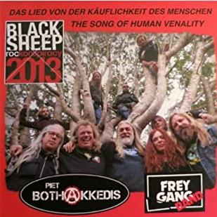 Das Lied von der Käuflichkeit des Menschen - The Song of Human Venality Black Rock Sheep Konspiracy