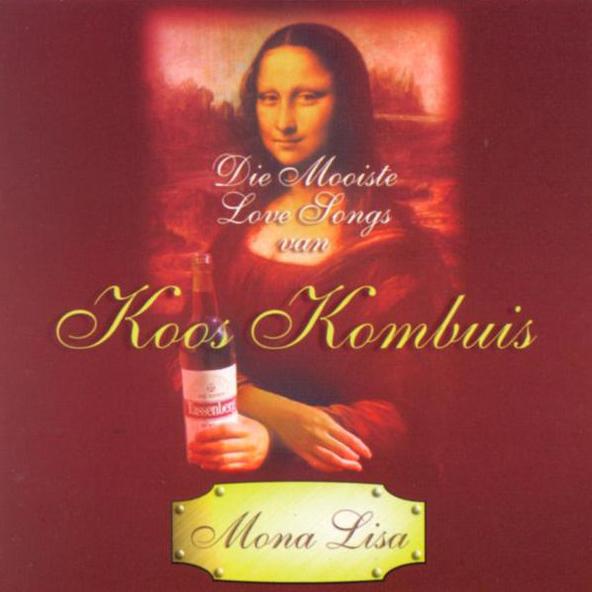 Die Mooiste Love Songs van Koos Kombuis