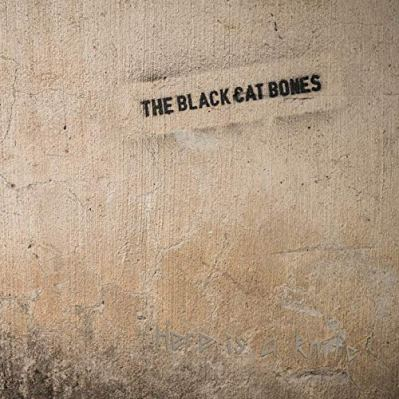 Here Is A Knife -  The Black Cat Bones