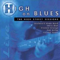 High On Blues - The High Street Sessions