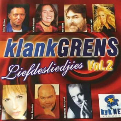 KlankGrens Vol. 2: Liefdesliedjies