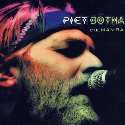 Piet Botha: Die Mamba