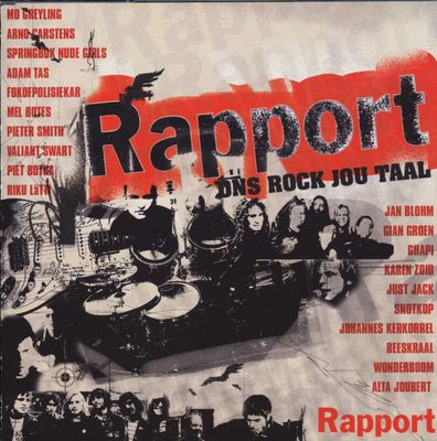 Rapport - Ons Rock Jou Taal