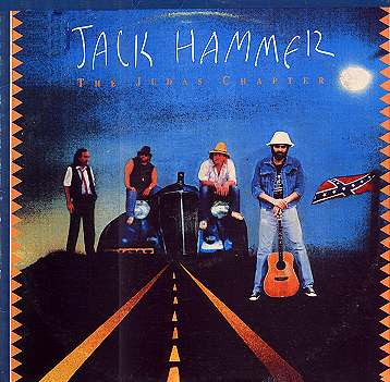 Jack Hammer: The Judas Chapter