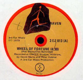 Raven: Wheel Of Fortune (single)