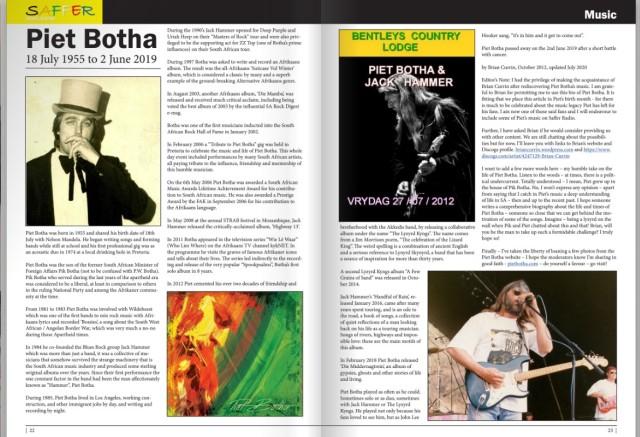 Saffer Magazine 20 July 2020