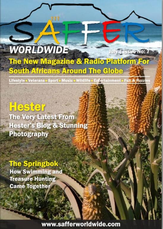 Saffer Worldwide Issue 7