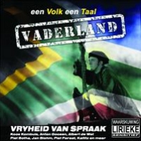 Vaderland - Een Volk Een Taal - Vryheid Van Spraak