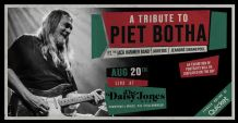 A Tribute to Piet Botha 20 August 2021